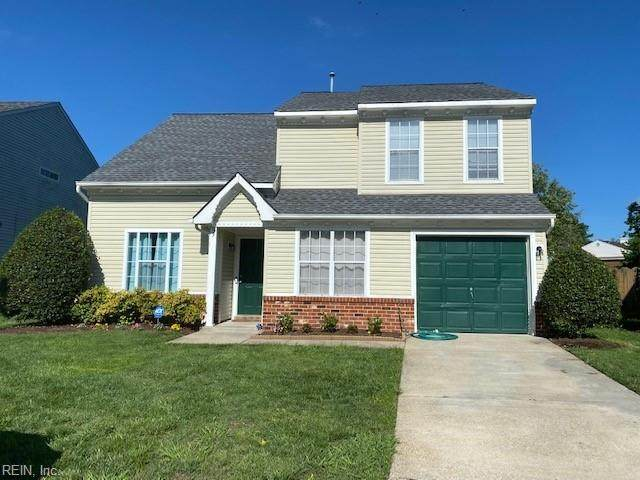 53 Centre Port Cir, Portsmouth, VA 23703 (#10383604) :: Berkshire Hathaway HomeServices Towne Realty