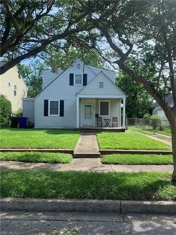 7540 Yorktown Dr, Norfolk, VA 23505 (#10383703) :: Momentum Real Estate