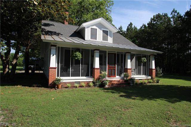 1876 Bethel Beach Rd, Mathews County, VA 23130 (#10383719) :: Atkinson Realty