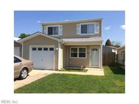 3833 Peach Orchard Cir, Portsmouth, VA 23703 (#10383744) :: Crescas Real Estate
