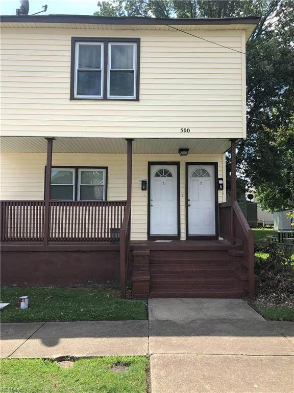 500 Appomattox St, Norfolk, VA 23523 (#10384013) :: Berkshire Hathaway HomeServices Towne Realty