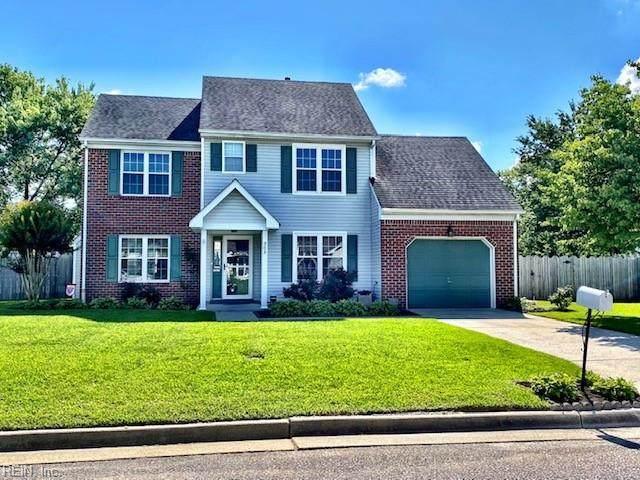 203 Cutspring Trce, Suffolk, VA 23434 (#10384027) :: Crescas Real Estate