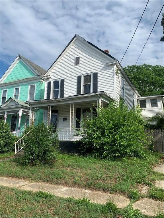 1215 20th St, Newport News, VA 23607 (#10384046) :: Rocket Real Estate