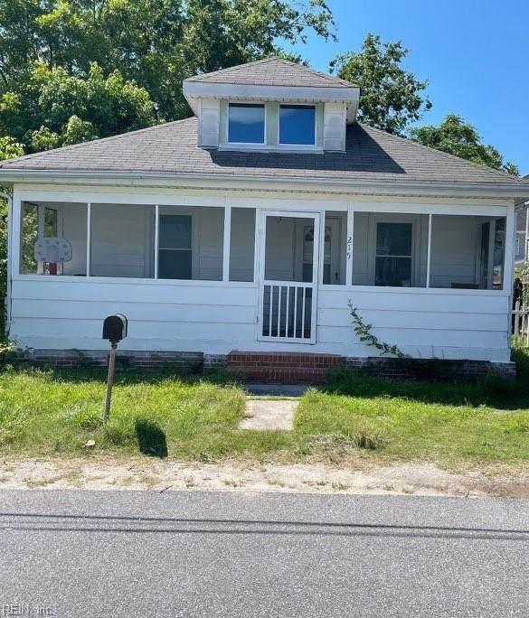 215 Diamond Ave, Chesapeake, VA 23323 (#10384179) :: Berkshire Hathaway HomeServices Towne Realty