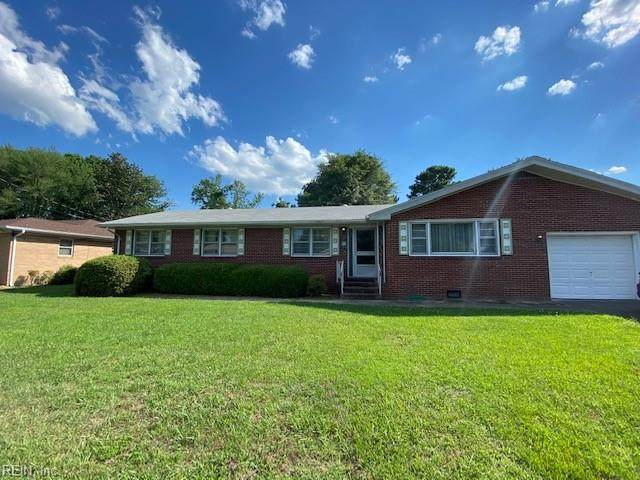 1213 Parkside Ave, Hampton, VA 23669 (#10384284) :: Berkshire Hathaway HomeServices Towne Realty