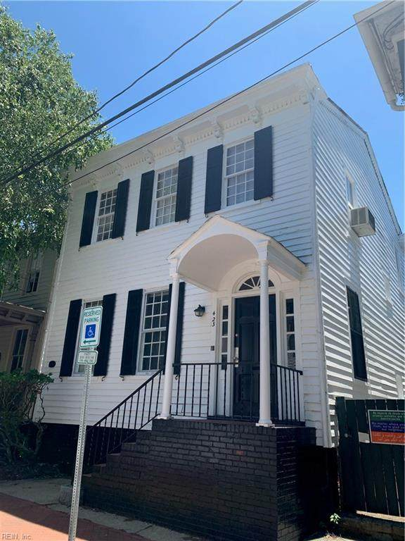 423 London St, Portsmouth, VA 23704 (#10384390) :: Berkshire Hathaway HomeServices Towne Realty