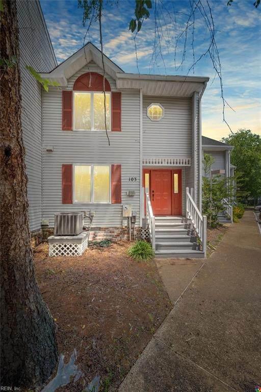 103 Scotts Pt, Hampton, VA 23663 (#10384435) :: Atkinson Realty