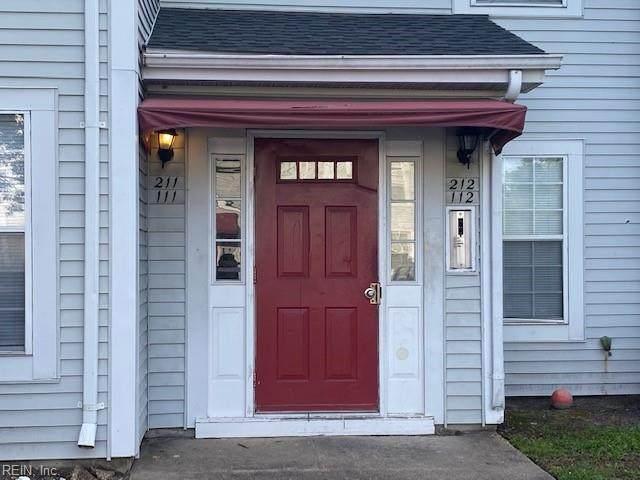 357 Fort Worth Ave #111, Norfolk, VA 23505 (#10384464) :: Rocket Real Estate