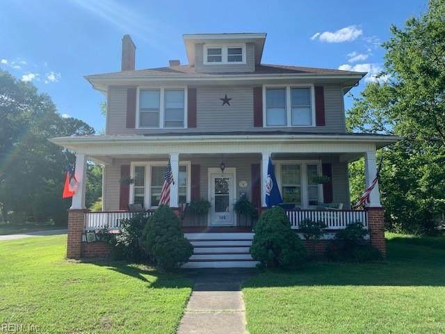 302 Lee St, Franklin, VA 23851 (#10384551) :: Rocket Real Estate