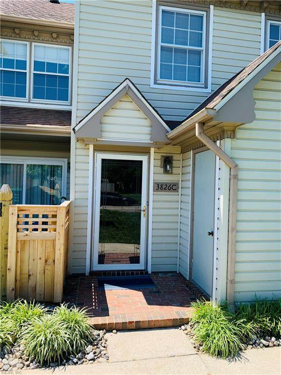 3826 Occoquan River Rch C, Portsmouth, VA 23703 (#10384673) :: Berkshire Hathaway HomeServices Towne Realty
