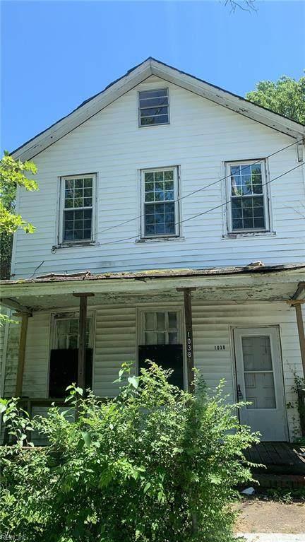 1038 24th St, Newport News, VA 23607 (#10384933) :: Heavenly Realty