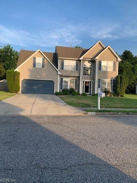 264 Holbrook Arch, Suffolk, VA 23434 (#10385183) :: Crescas Real Estate