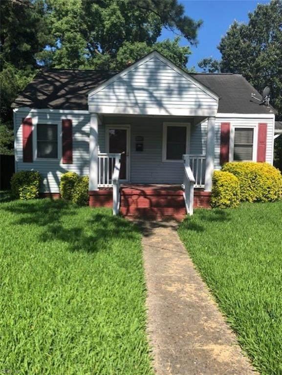 2400 Charleston Ave, Portsmouth, VA 23704 (#10385375) :: Atlantic Sotheby's International Realty