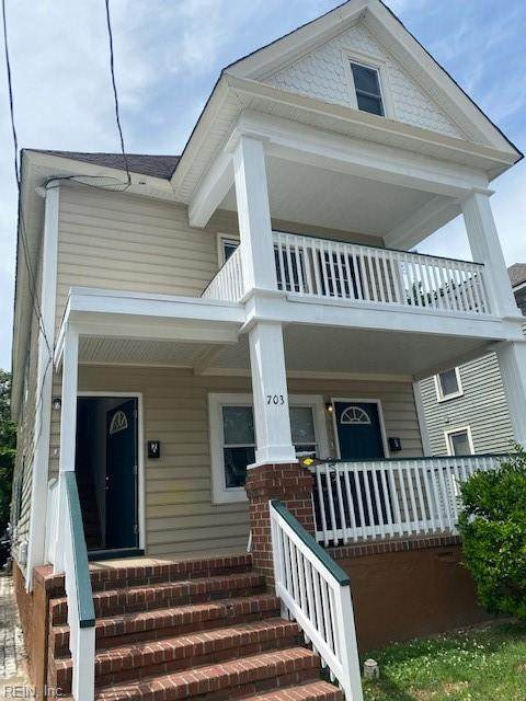 703 W 35th St, Norfolk, VA 23508 (#10386429) :: Avalon Real Estate