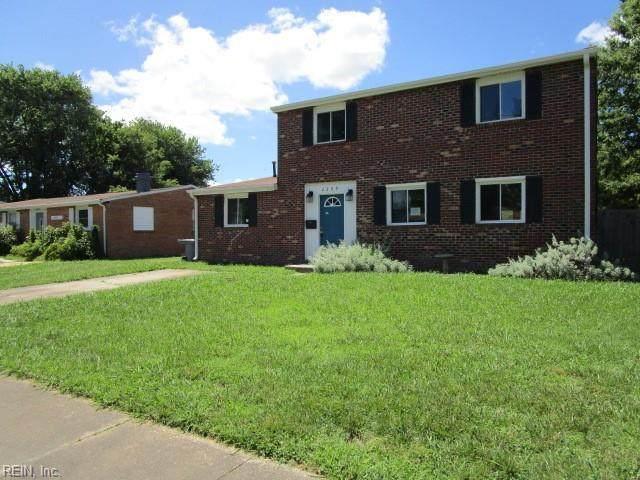 2209 Rawood Dr, Hampton, VA 23663 (#10386635) :: The Kris Weaver Real Estate Team