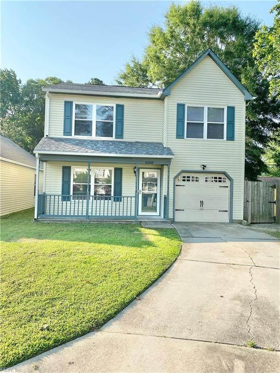 4308 Cambridge Ct, Newport News, VA 23602 (#10387298) :: Crescas Real Estate
