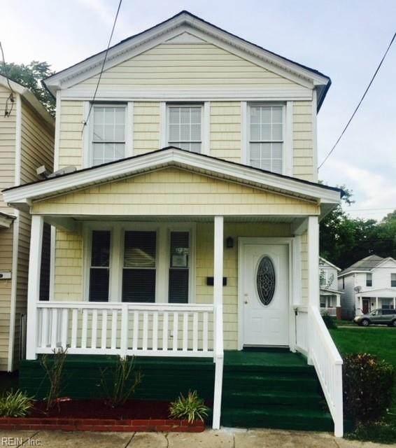 952 Gordon Ave, Norfolk, VA 23504 (#10387505) :: Berkshire Hathaway HomeServices Towne Realty