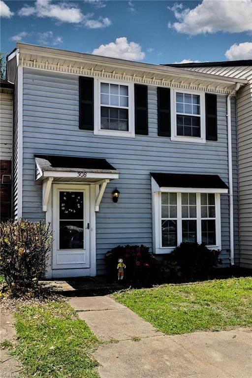 308 Harrier St, Virginia Beach, VA 23462 (#10387670) :: Avalon Real Estate