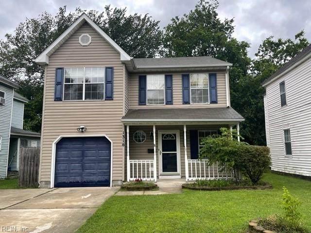 1316 W 25th St, Norfolk, VA 23508 (#10387705) :: Rocket Real Estate