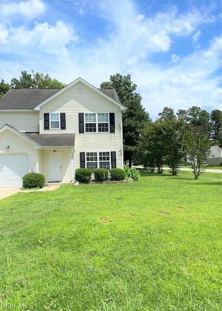 100 Burgundy Rd, York County, VA 23185 (#10387725) :: The Bell Tower Real Estate Team