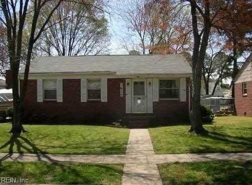 3624 Somme Ave, Norfolk, VA 23509 (#10387739) :: Austin James Realty LLC