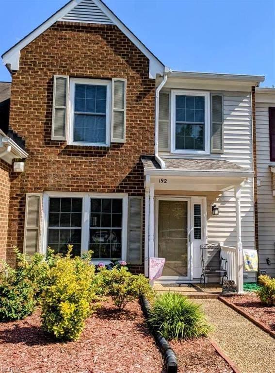 192 Wellesley Dr, Newport News, VA 23606 (#10387811) :: The Kris Weaver Real Estate Team