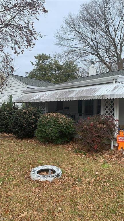 140 Chancellor Rd, Hampton, VA 23661 (#10387878) :: Rocket Real Estate