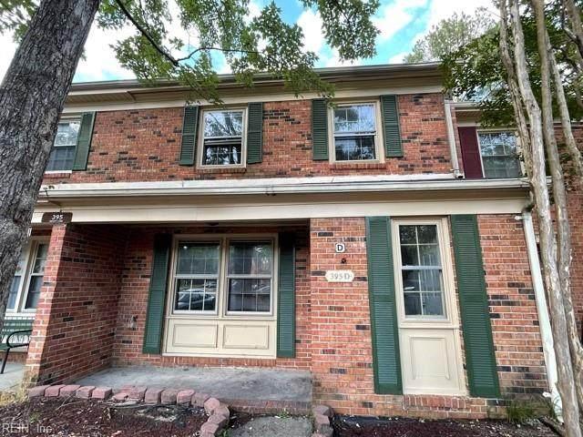 395 Deputy Ln D, Newport News, VA 23608 (#10387911) :: Momentum Real Estate