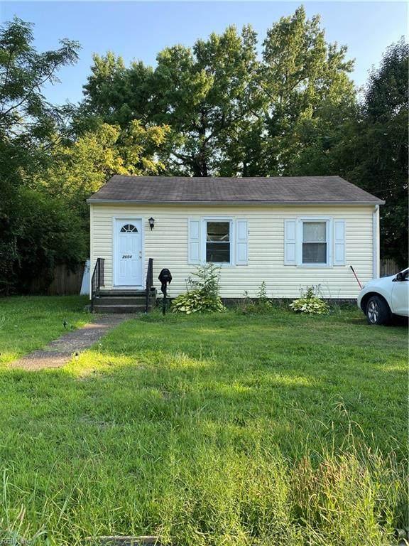 2604 Omar St, Chesapeake, VA 23324 (#10387914) :: Berkshire Hathaway HomeServices Towne Realty