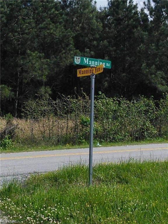 68 Ac Manning Rd, Suffolk, VA 23434 (#10388066) :: Austin James Realty LLC