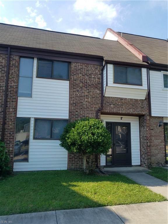 121 Windsor Pines Way F, Newport News, VA 23608 (MLS #10388244) :: Howard Hanna Real Estate Services