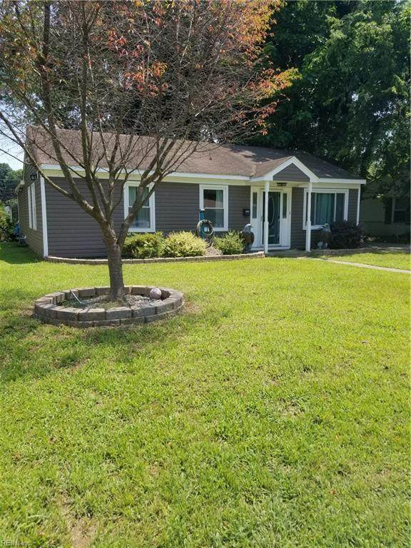 464 Cedar Dr, Hampton, VA 23669 (#10388378) :: Berkshire Hathaway HomeServices Towne Realty