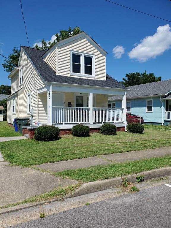 3632 Robin Hood Rd, Norfolk, VA 23513 (#10388433) :: The Bell Tower Real Estate Team