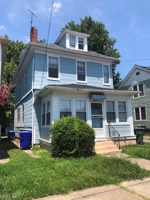 520 W 27th St, Norfolk, VA 23508 (#10388865) :: Momentum Real Estate