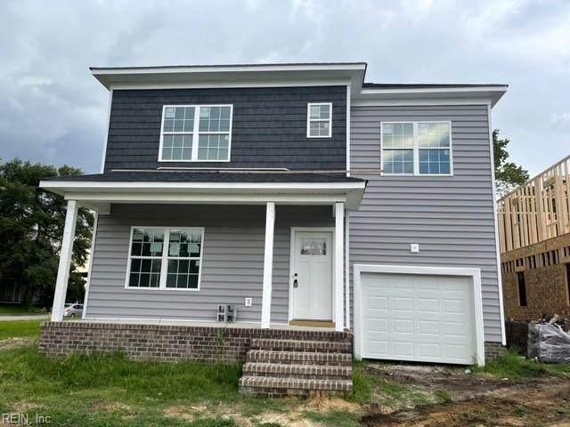 1220 Spratley St, Portsmouth, VA 23704 (#10389285) :: Berkshire Hathaway HomeServices Towne Realty