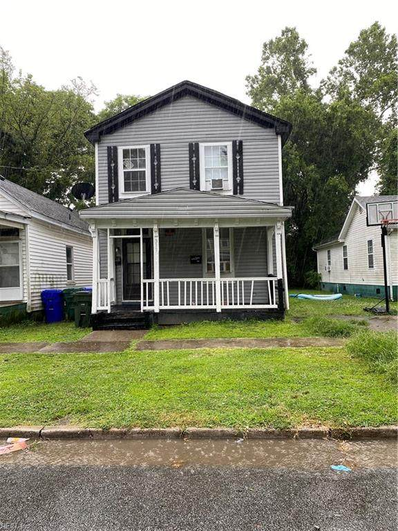 311 Central Ave, Suffolk, VA 23434 (#10389375) :: Berkshire Hathaway HomeServices Towne Realty