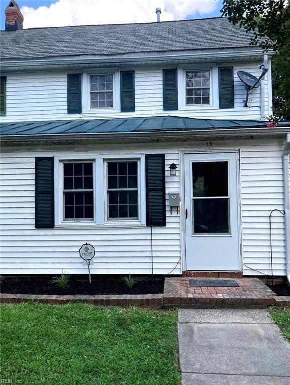 13 Channing Ave #2, Portsmouth, VA 23702 (#10389498) :: Avalon Real Estate