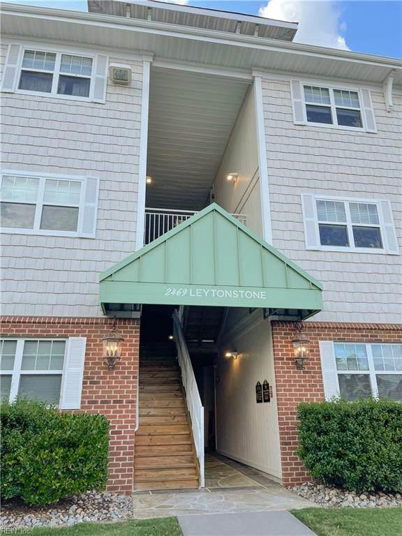 2469 Leytonstone Dr #305, Chesapeake, VA 23321 (#10389576) :: The Kris Weaver Real Estate Team