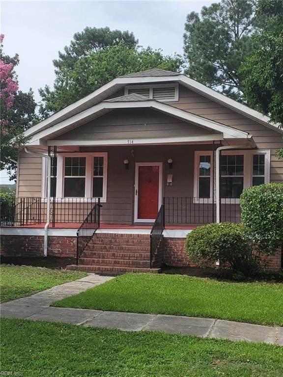 714 Delaware Ave, Norfolk, VA 23508 (#10389605) :: Berkshire Hathaway HomeServices Towne Realty