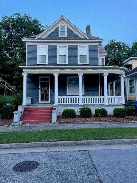 216 Clay St, Suffolk, VA 23434 (#10389720) :: Berkshire Hathaway HomeServices Towne Realty