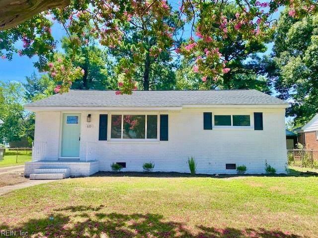 633 Beach View St, Norfolk, VA 23503 (#10389745) :: Momentum Real Estate
