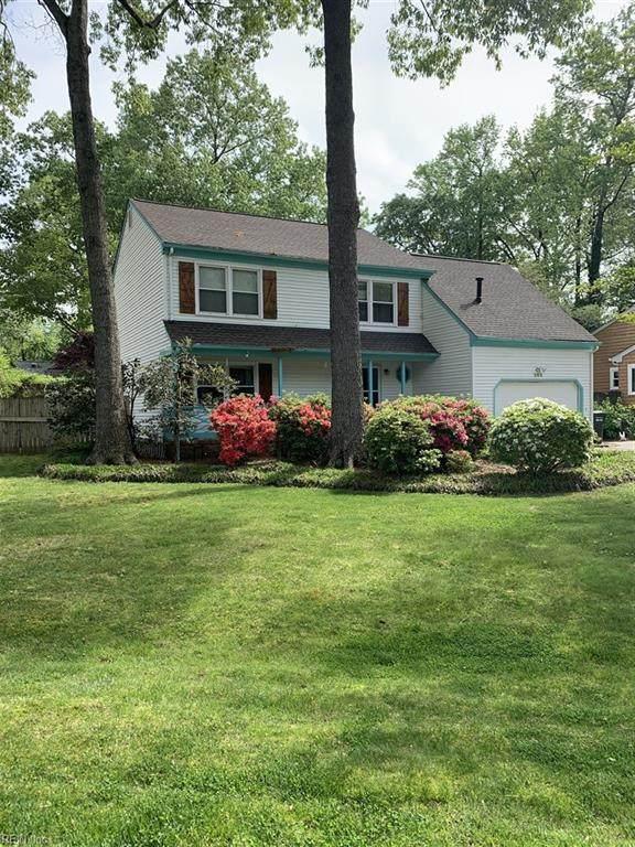 300 Heath Pl, York County, VA 23693 (#10389799) :: RE/MAX Central Realty