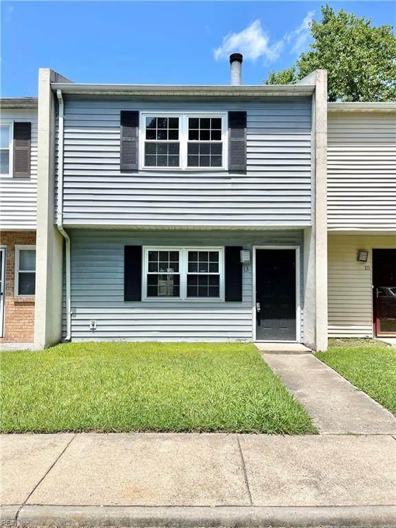 13 Sally Ann Pl, Newport News, VA 23602 (#10389871) :: Momentum Real Estate