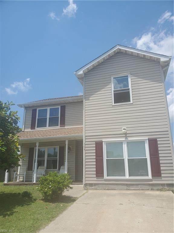 604 Bravo Ct, Suffolk, VA 23434 (#10390069) :: Momentum Real Estate