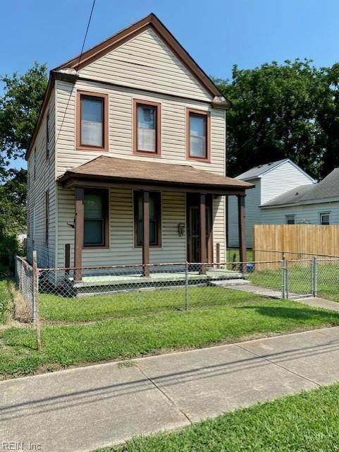 717 21st St, Newport News, VA 23607 (#10390114) :: Crescas Real Estate