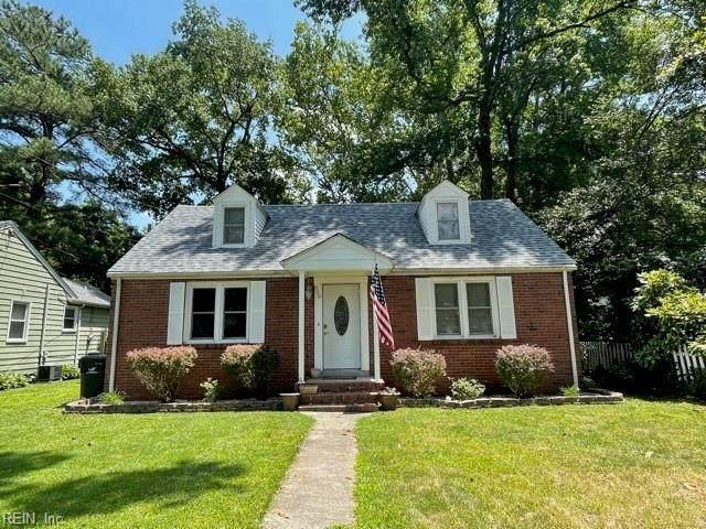808 Etheridge Ave, Norfolk, VA 23502 (#10390132) :: Rocket Real Estate