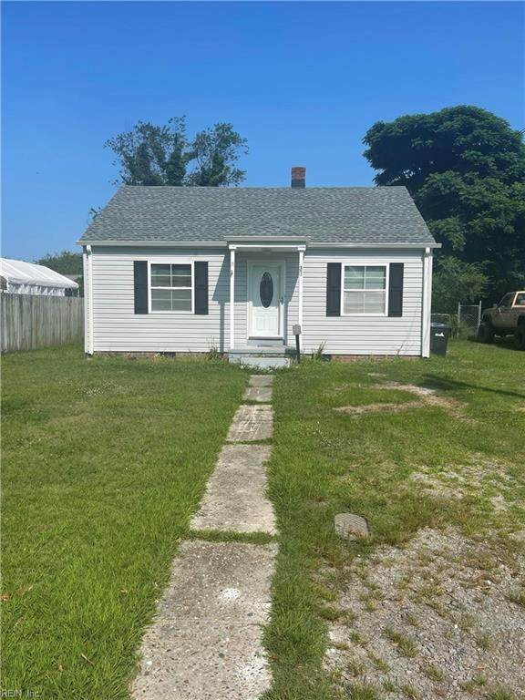 33 Greeneland Blvd, Portsmouth, VA 23701 (#10390469) :: Atkinson Realty