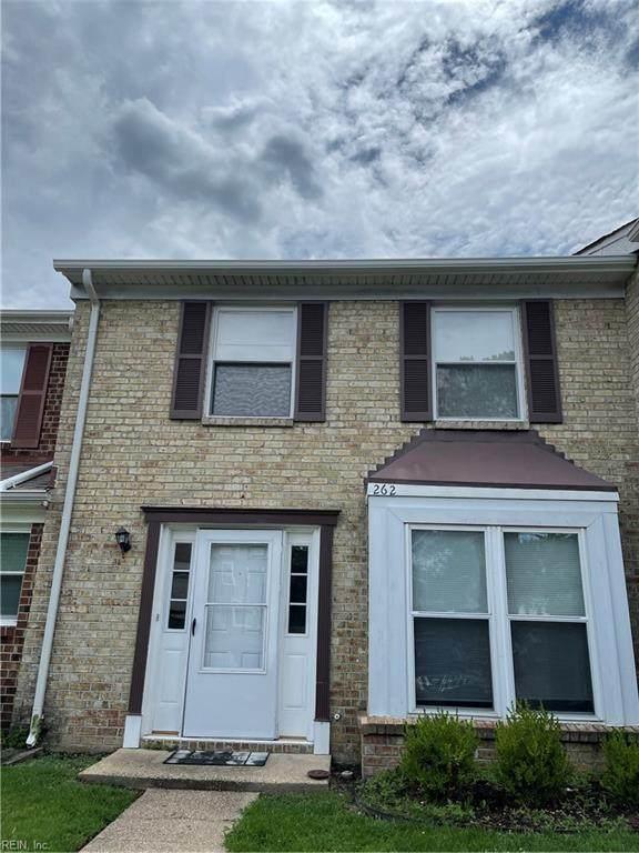 262 N Palmyra Dr, Virginia Beach, VA 23462 (#10390671) :: Crescas Real Estate