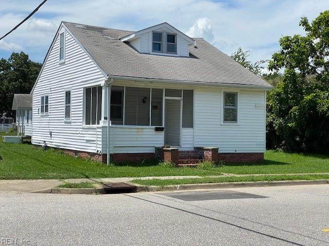 301 N North First St, Hampton, VA 23664 (#10390908) :: Kristie Weaver, REALTOR