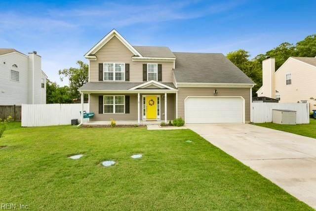 6959 Lakeside Dr, Gloucester County, VA 23072 (#10391167) :: Crescas Real Estate